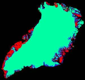 Greenland Land Surface Classification